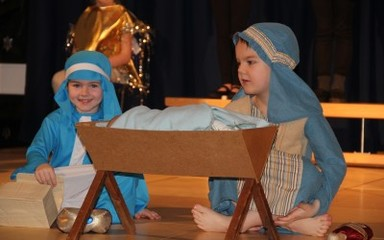 Key Stage One Nativity